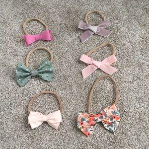 Little Poppy Co bows